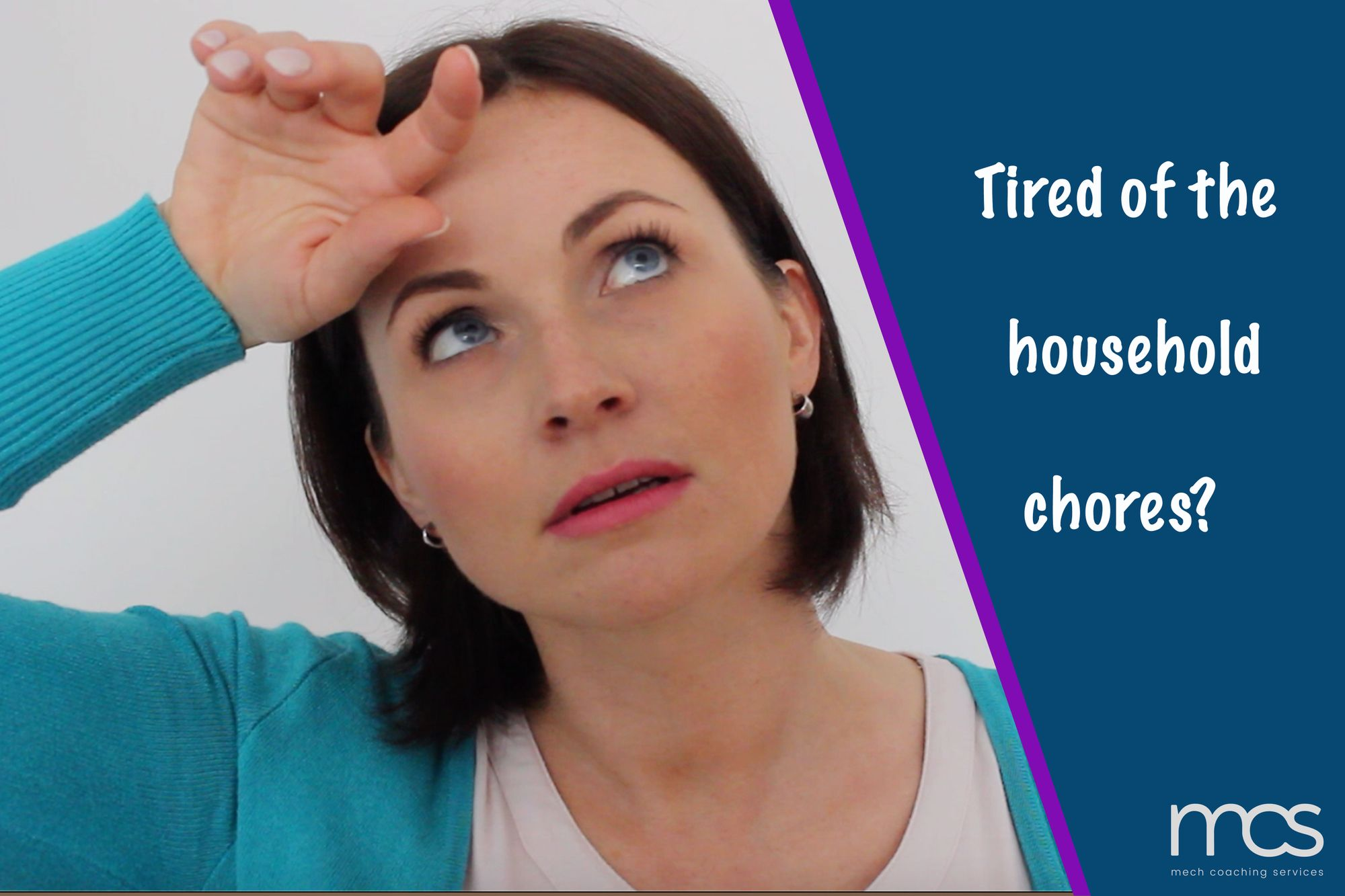 Are you tired of the household chores?