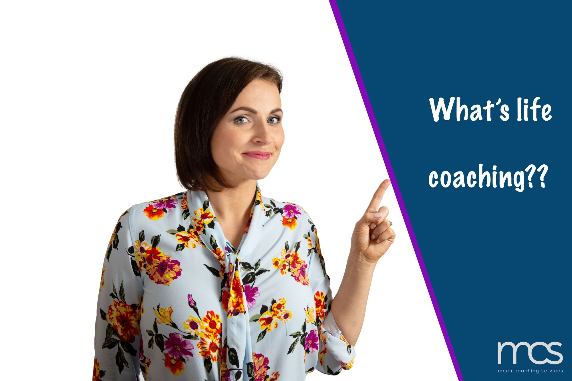 What's life coaching?