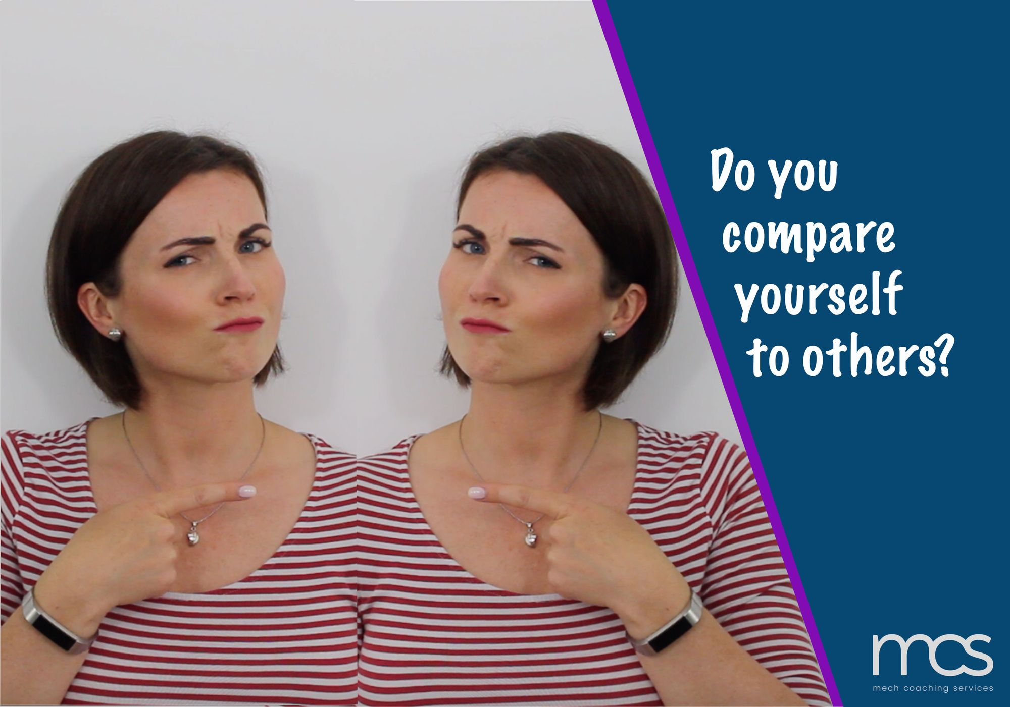 How to stop comparing yourself to others?
