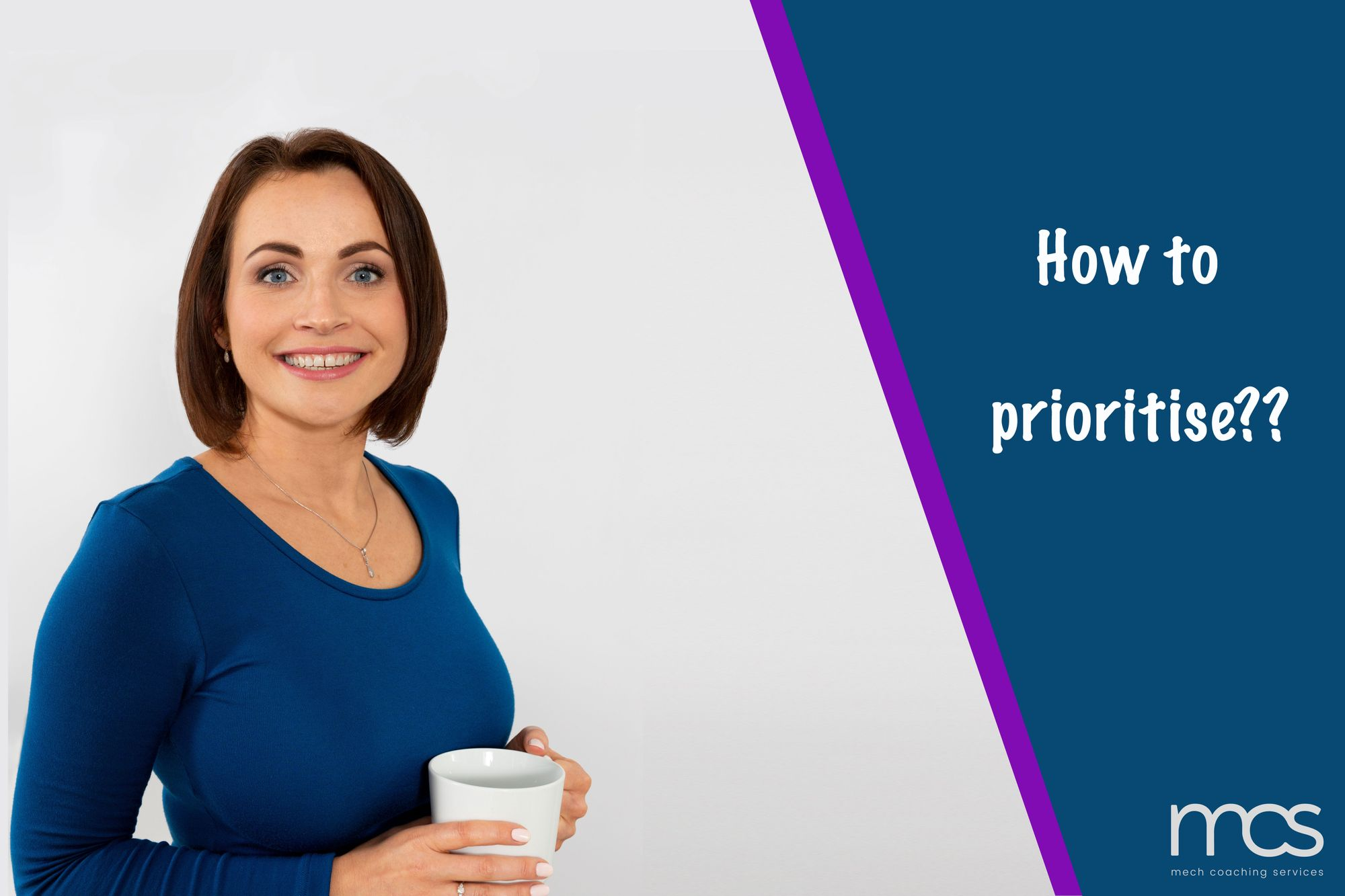How to prioritise at home?