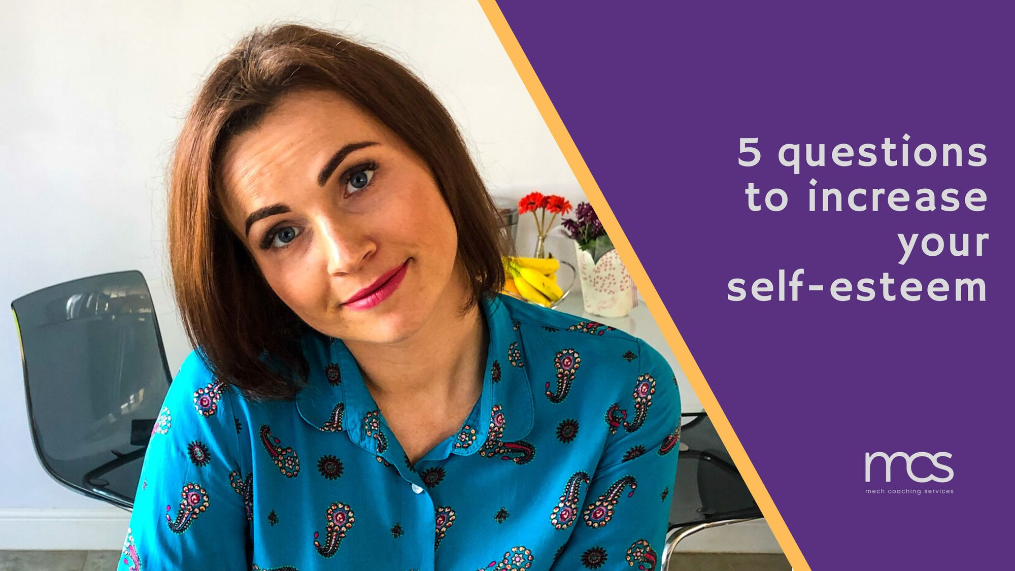Quick Tip #10 | 5 Questions to increase your self-esteem